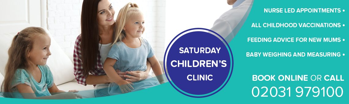 Childrens Clinic Banner