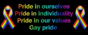 gay pride quote